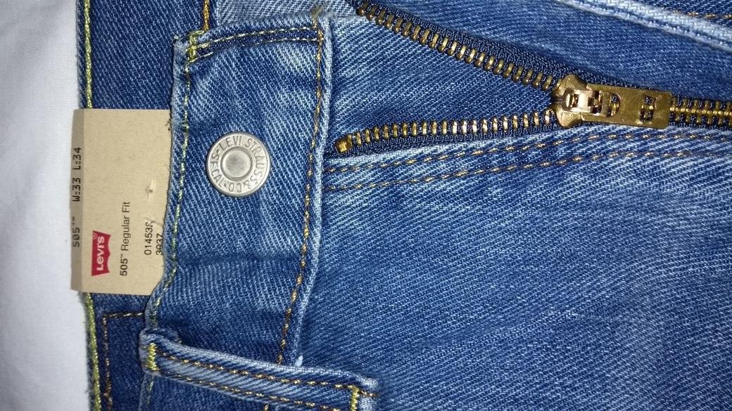 a50b2f6c6518f calça masculina jeans claro levi s 505 reta estonada slim. Carregando zoom.