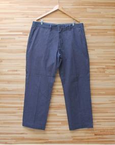 03c5024e0 Calça Masculina Jeans Risca Giz Richards Tamanho 50 Usada
