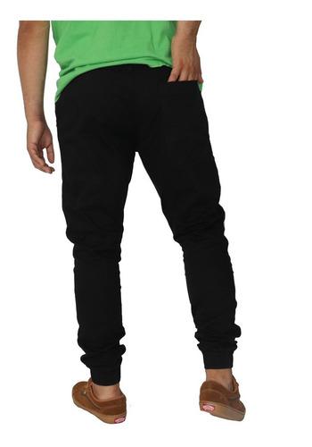 calça masculina jogger camuflada com lycra super promoção