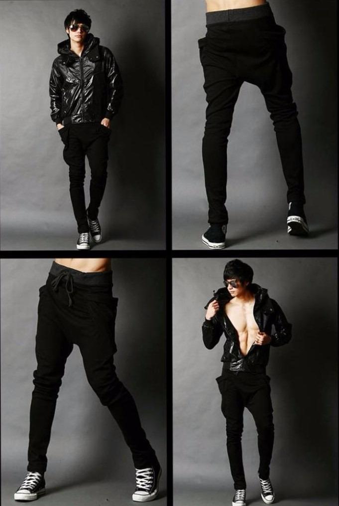 5aa0deb88 calça masculina moletom academia fitness tecido pano saruel. Carregando  zoom.