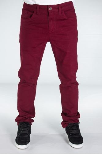 Calça Masculina Skinny Jeans Social C  Lycra Slim + Brinde - R  69 ... 9cda1bda7d