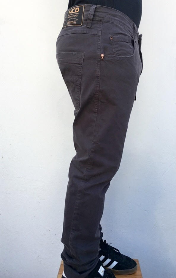 Calça Mcd Color New Slim Core Denim Legacy Asfalto Core Is - R  259 ... 397224f61b0