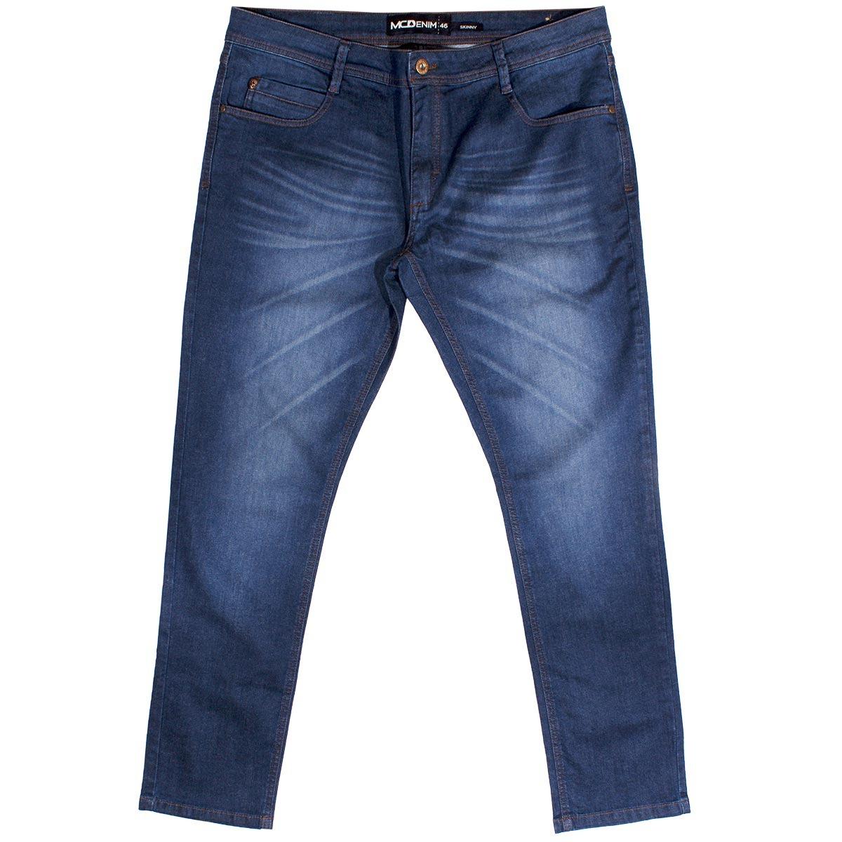 calça mcd jeans the law - azul. Carregando zoom. 071d7b31e41