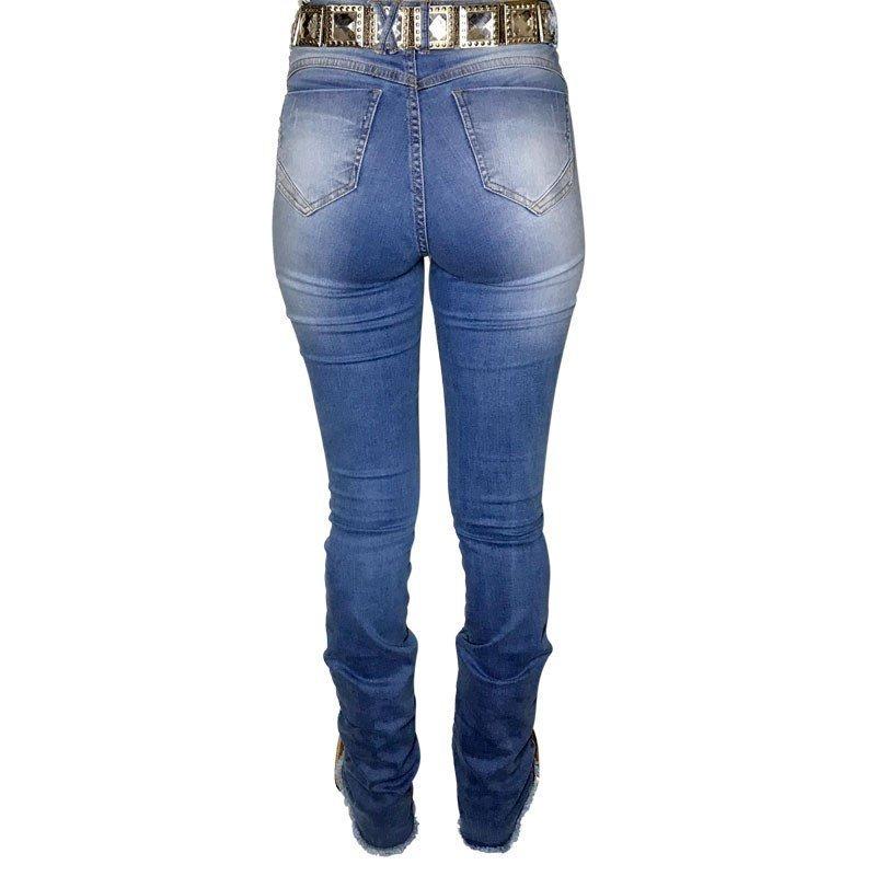 calça minuty feminina boot cut ref. 201817. Carregando zoom. 3beccfc4215