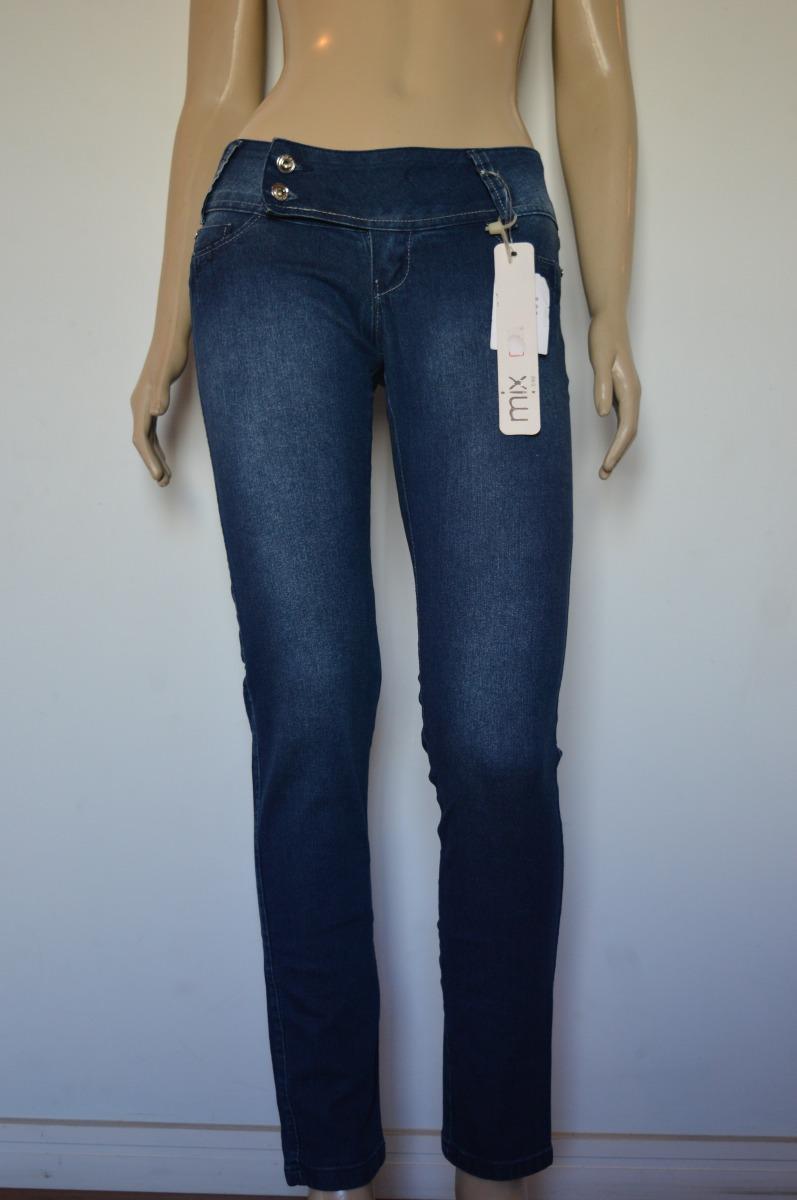 54abb0a19 Calça Mix Jeans Cigarrete Feminina - R$ 69,99 em Mercado Livre