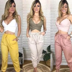 65e3216a83 Preta Elastico Na - Leggings Outras Marcas Femininas no Mercado ...