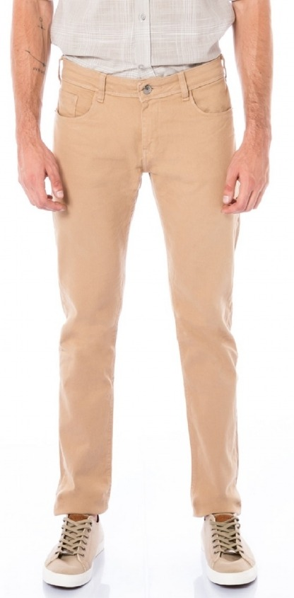 44dcd7fd0 calça m.officer masculina jeans cool fit color. Carregando zoom.