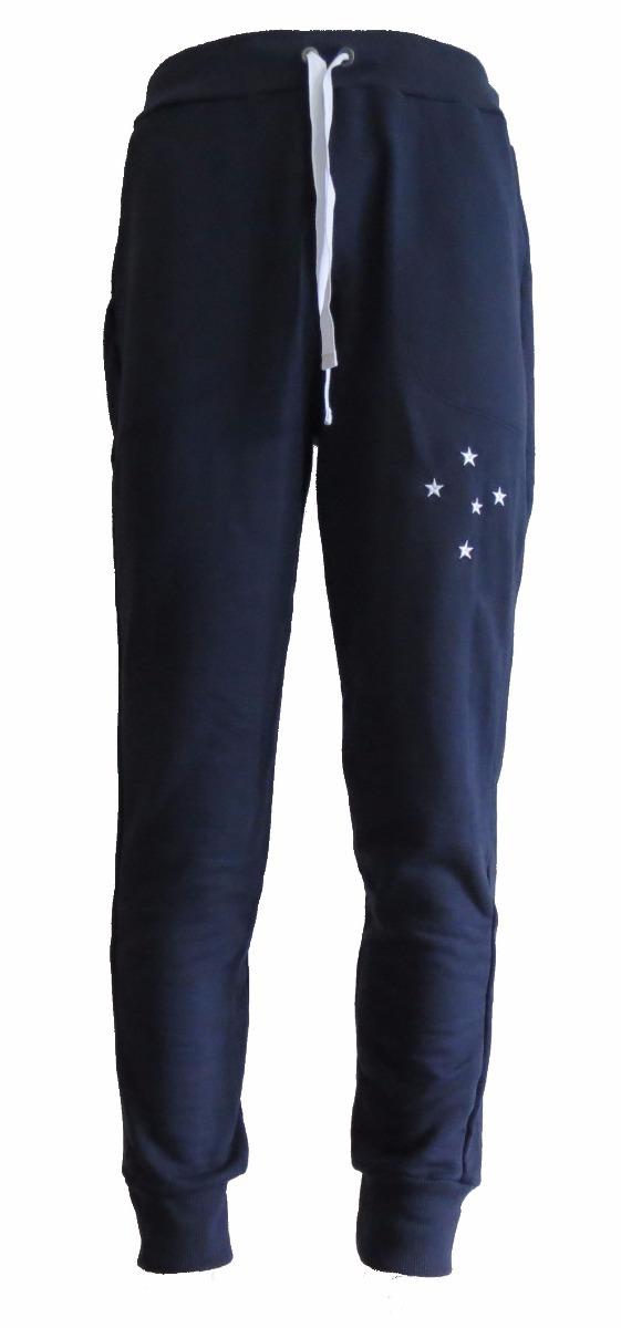 f2e799bbf3575 calça moletom cruzeiro esporte clube masculina original. Carregando zoom.
