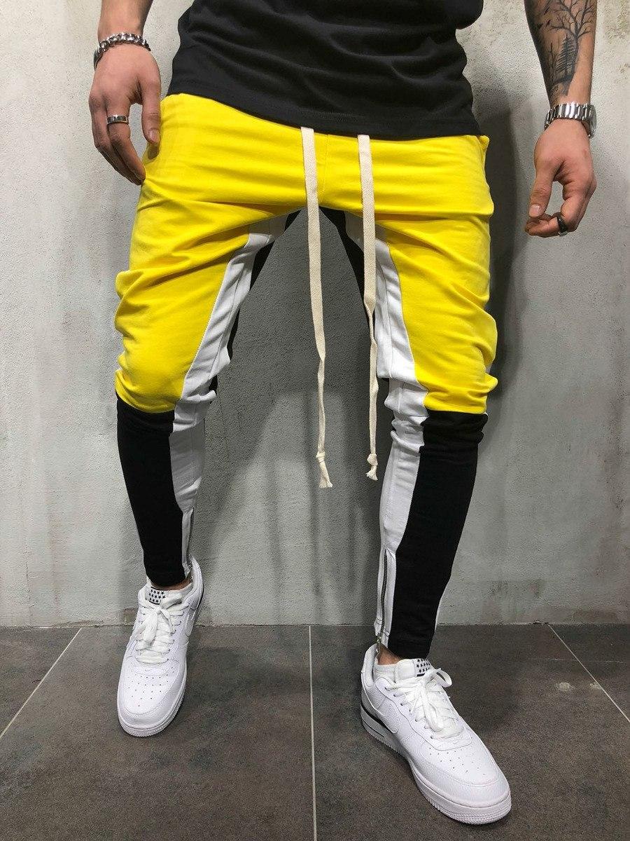 0cd4c464a calça moletom masculina jogger swag apertada pant top skinny. Carregando  zoom.