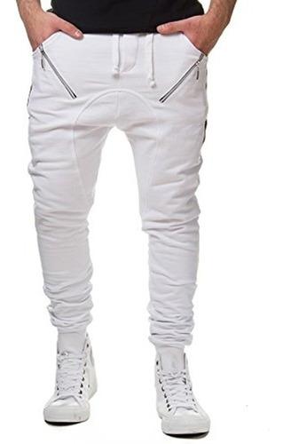 calça moletom saruel masculina - calça skinny swag