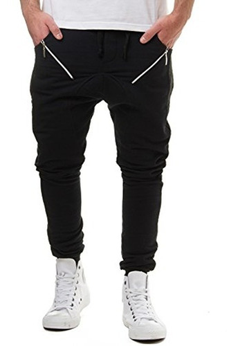 calça moletom saruel masculina - calça skinny swag v91