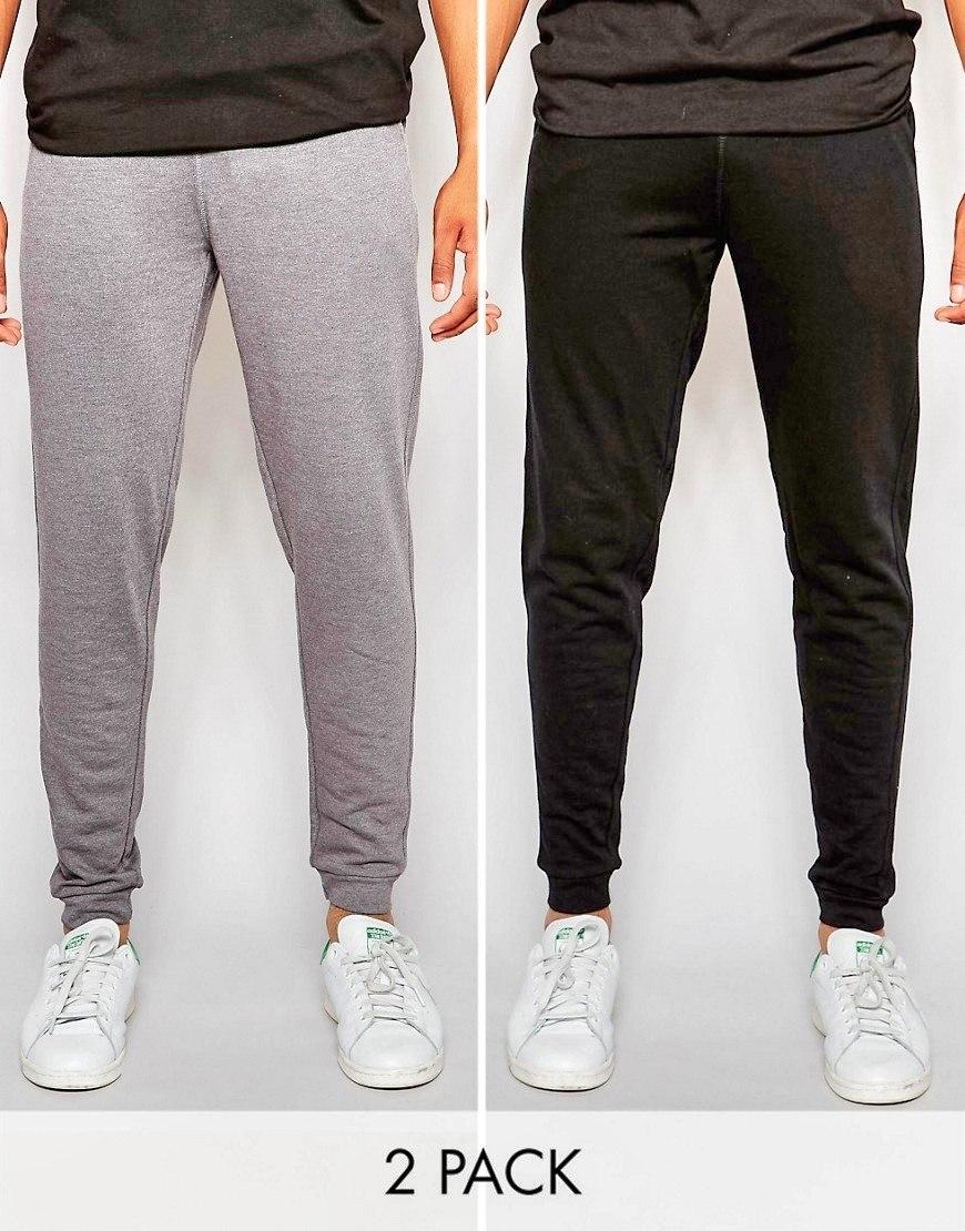 8fda8b228 calça moletom skinny kit 2 pçs premium masculina swag offert. Carregando  zoom.