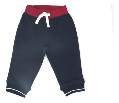 calça moleton gymboree 6 a 12 meses