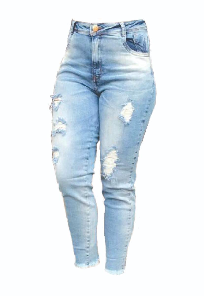 54b062d26 calça mom jeans cintura alta lavagem clara com rasgos. Carregando zoom.