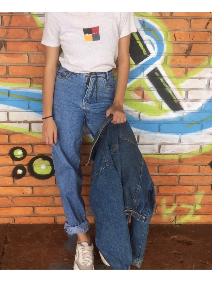 f55474cdf Calça Mom Jeans Vintage Clássica - R$ 80,00 em Mercado Livre