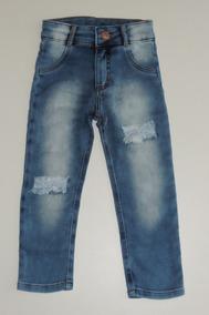ae3c3ca91 Calça Jeans - Calças Jeans em Vila Velha no Mercado Livre Brasil