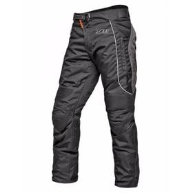 Calça Moto Impermeável X11 Troy Nylon Motociclista Masculina