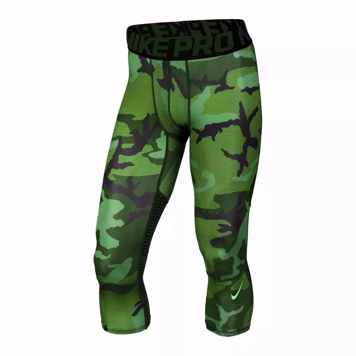 efce7acfaf Calça Nike 3 4 Termica Pro Hypercool Tam. P - V2mshop - R  149