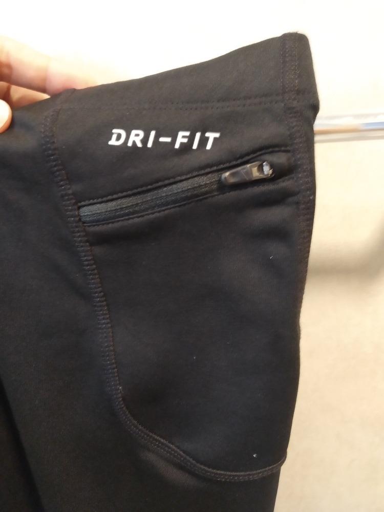 0ec1383d90 calça nike power run tight dri-fit masculina preto - tam m. Carregando zoom.