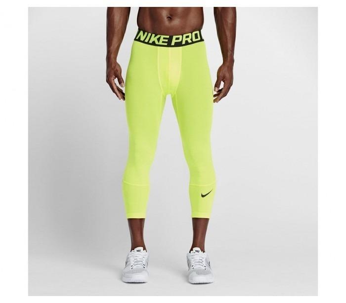 9fef4fd2ca Calça Nike Pro Legging De Compressão Masculina Running Fit - R  149 ...