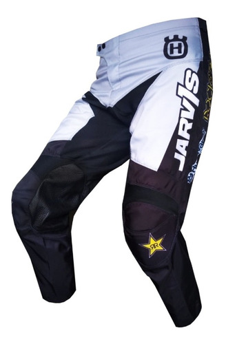 calça oficial jarvis race gear - motocross   enduro   hard
