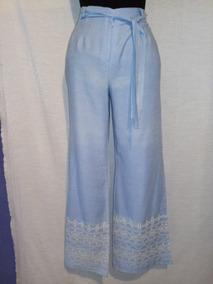 7582fec6f Calça Pantalona Alfaiataria - Calçados, Roupas e Bolsas com o Melhores  Preços no Mercado Livre Brasil