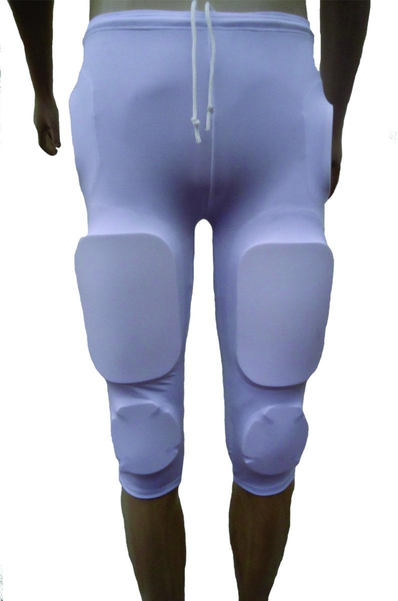 70adc0ef48 calça para futebol americano branca 7 pieces tamanho m. Carregando zoom.