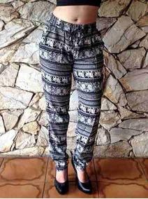 8739c1ecd Calça Pijama - Calçados, Roupas e Bolsas no Mercado Livre Brasil