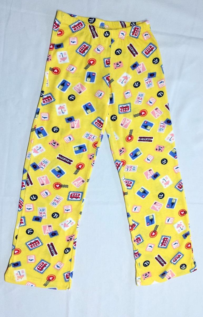 6ff6daaab Calça Pijama Feminina Infantil Hering - 6524 - R$ 28,00 em Mercado Livre