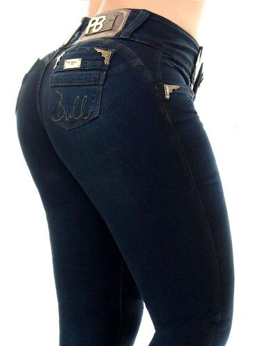calça pit bul jeans pitbull com bojo original pronta entrega