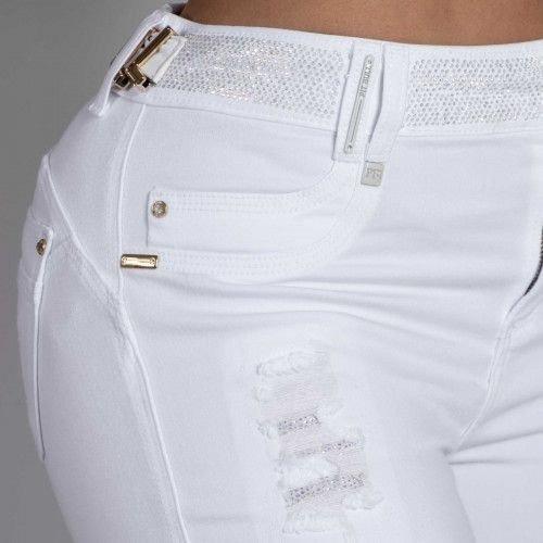 calça pitbull pit bull jeans feminina 27709 original