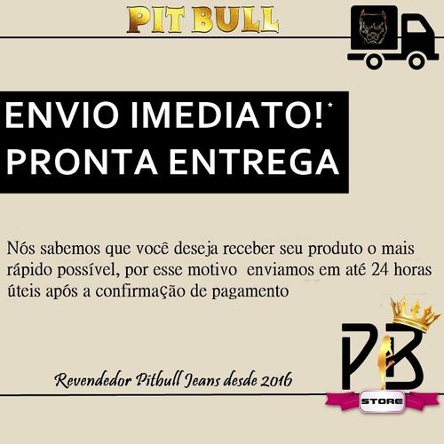 calça pitbull pit bull pitbul jean 29849 feminina original