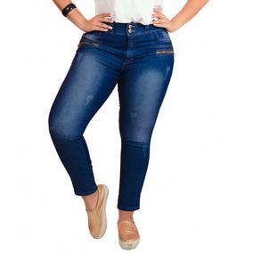 5b2f654770 Lojas Havan Calça - Calças Femininas Jean Azul com o Melhores Preços no  Mercado Livre Brasil