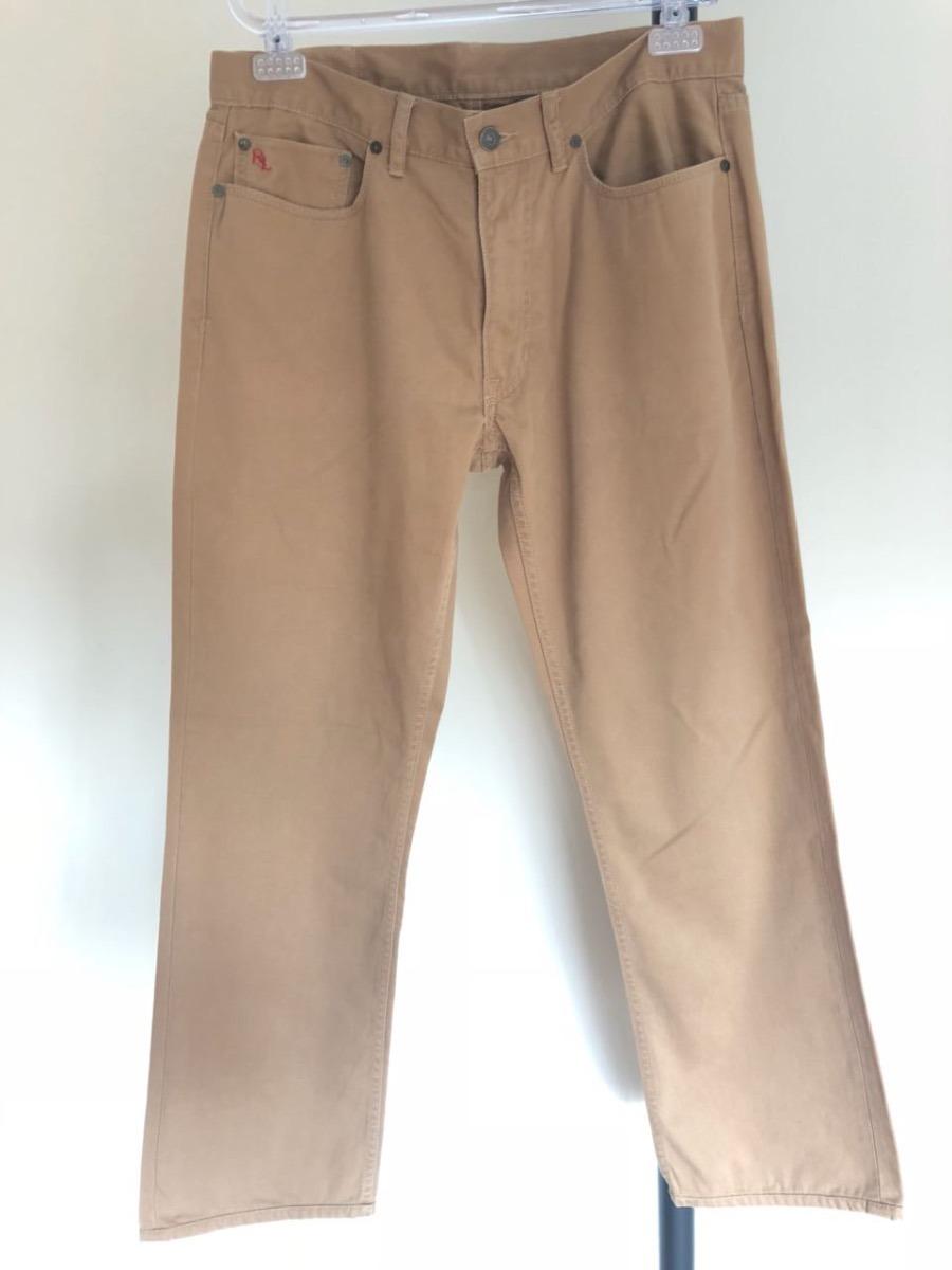 calça polo ralph lauren masculina sarja usa 33 30. Carregando zoom. 3b36fe1c08d