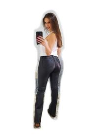 21edf2da3 Calca Jeans Strech Megaflex Tecido - Calçados, Roupas e Bolsas no ...