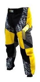 calça pro tork insane 2012 infantil. motocross