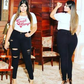 cbf918464 Kit Calça Jeans Feminina Miller Tamanho 48 - Calças Jeans Feminino 48 Preto  em São Paulo no Mercado Livre Brasil