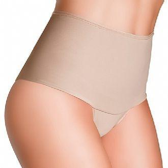 calça redutora dilady calcinha faixa zero p a gg chocolate