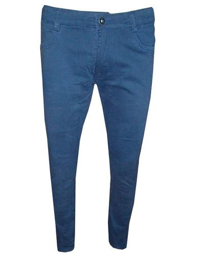 calça sarja hollister azul marinho elastano skinny