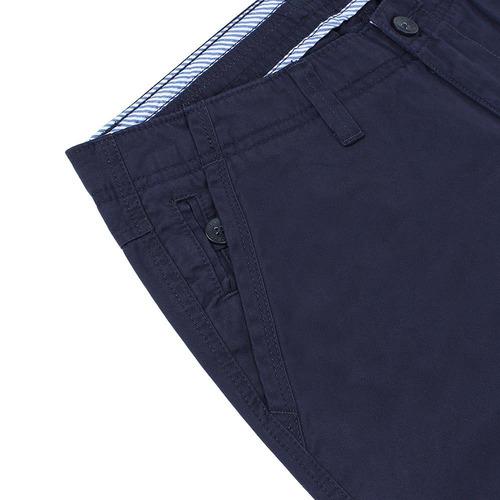 calça sarja masculina wrangler azul marinho 20485