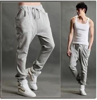 calça  saruel moleton skinny a mais estilosa