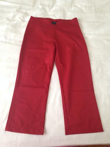 calça shop 126 - vermelha