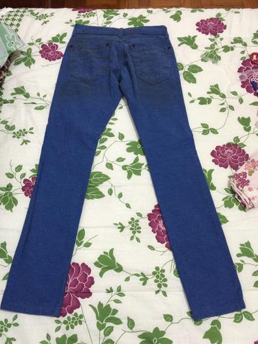 calça skinny