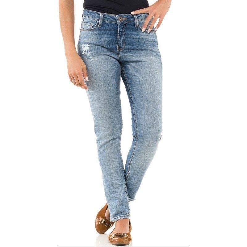 232697c6b Calça Skinny Cantão Jut - Jeans - R$ 167,50 em Mercado Livre