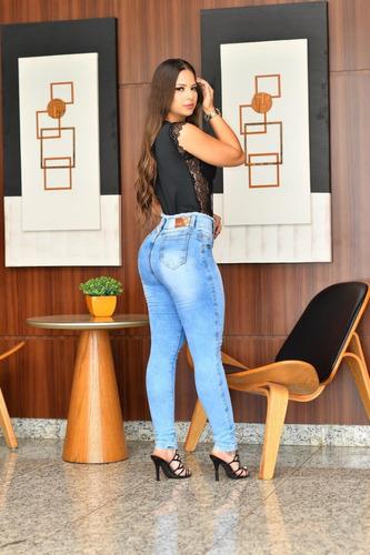 calça skinny jeans clara cs004 by bellatotti