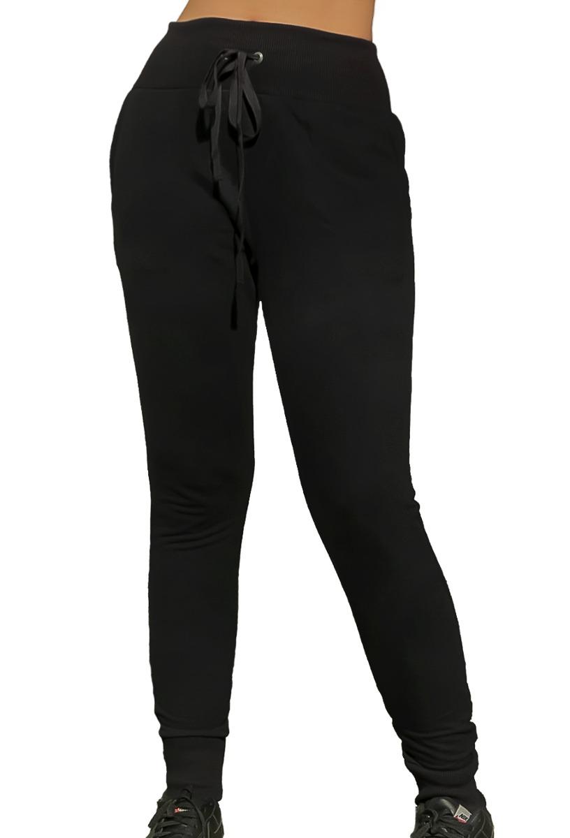 calça skinny slim moletom swag feminina linda frete grátis. Carregando zoom. 09e1ab10d1c