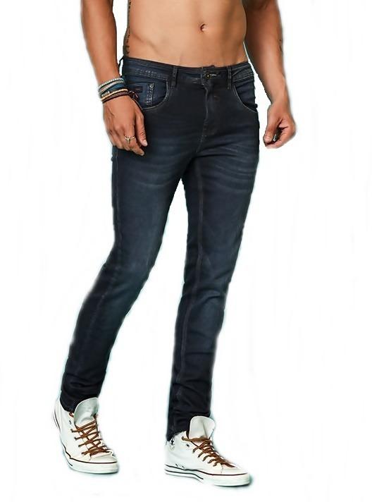 2a8ecfff996 Calca Slim Fit Paco Masculino 52707 - Lojas Pires - R  178