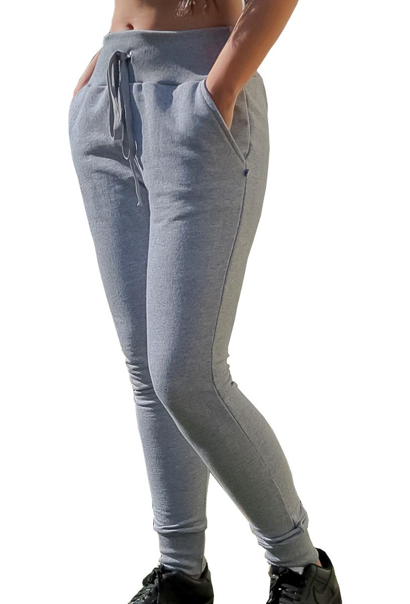 20562f07046ff Calça Slim Skinny Feminina Moletom Estilo Bom Gosto Exclusiv - R  78 ...