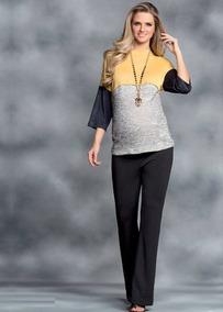 a268312f20 Collant Gestante Emma Fiorezi Body - Calçados, Roupas e Bolsas com o  Melhores Preços no Mercado Livre Brasil
