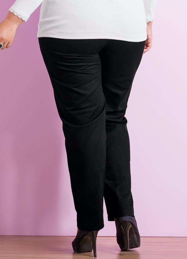 d28d479b8 calça social feminina uniformes elastano plus size. Carregando zoom.